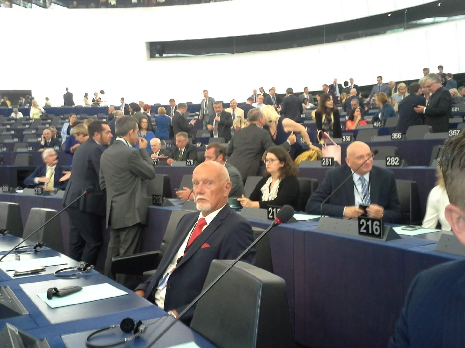 Europarlament Štrasburk