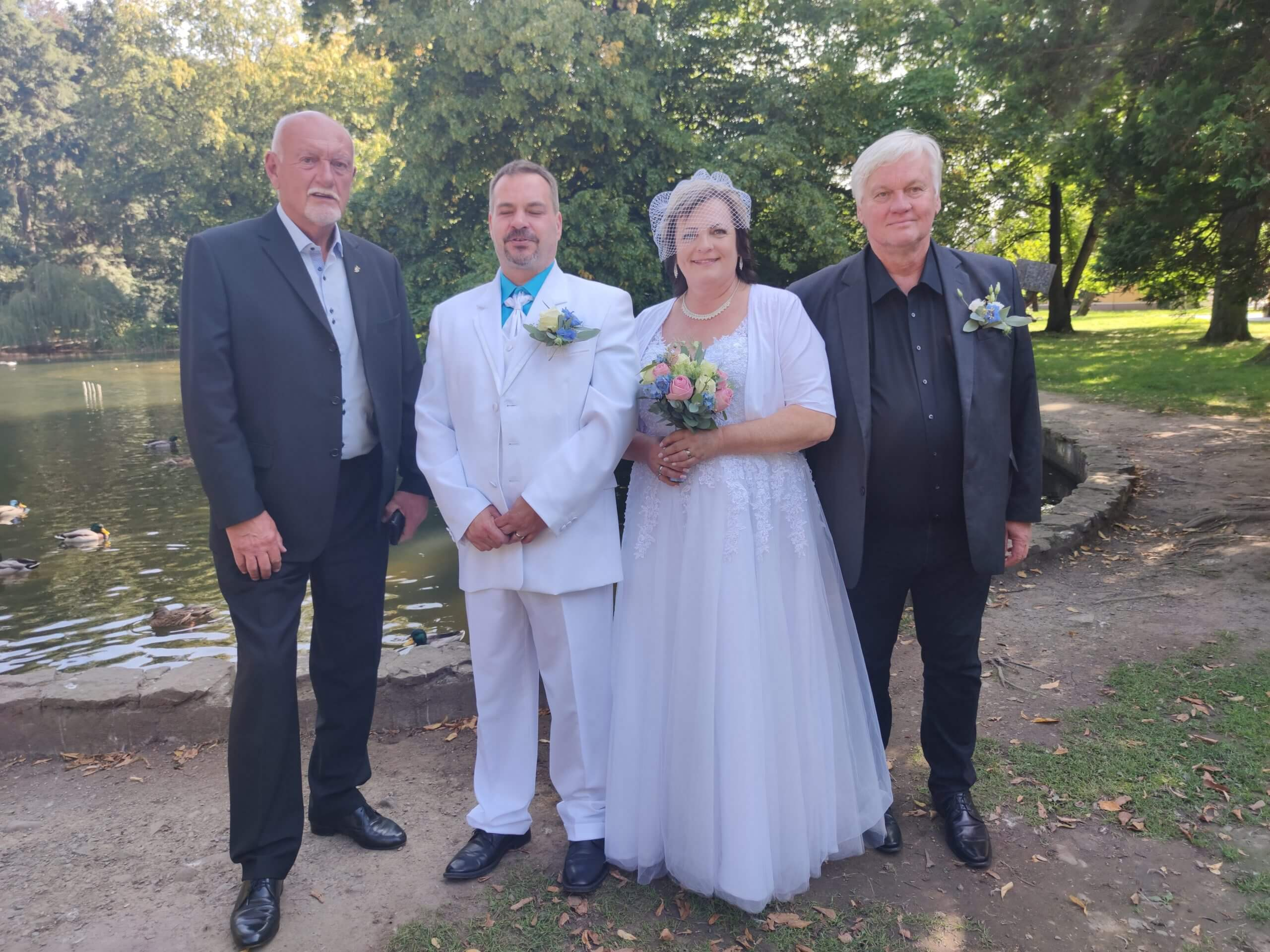 Svatba Rožnov
